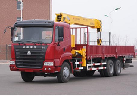 牡丹江专用汽车MQ5250JSQZ随车起重机