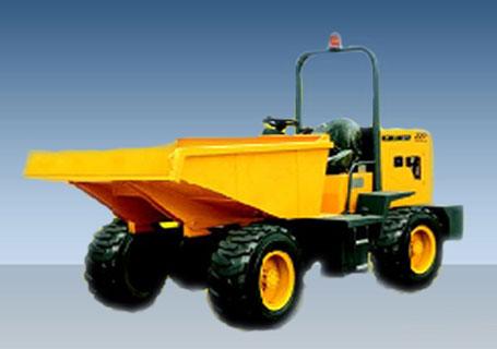 正泰ZT815轮式多功能翻斗车