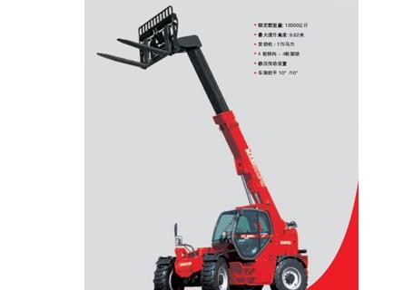 曼尼通MHT 系列重载型伸缩臂叉装车图片