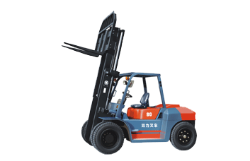 双力5-7吨内燃平衡重式叉车图片
