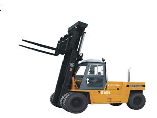 双力14-25吨内燃平衡重式叉车图片