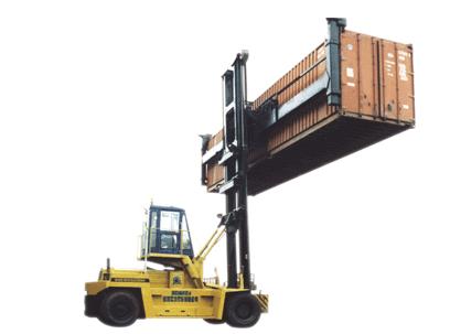 双力集装箱专用堆高机