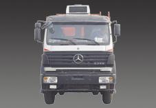 思嘉特LQP10型电子控制沥青洒布车