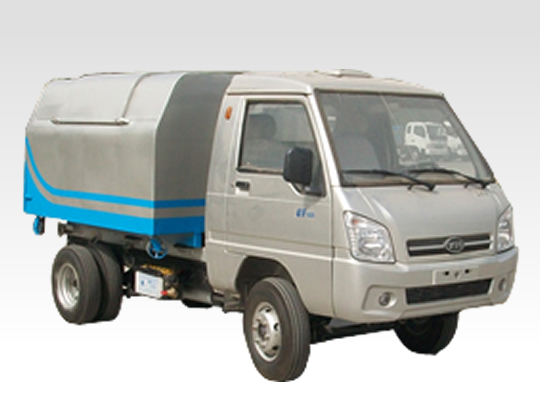 森源SMQ5030ZLJ微卡式自卸垃圾清运车