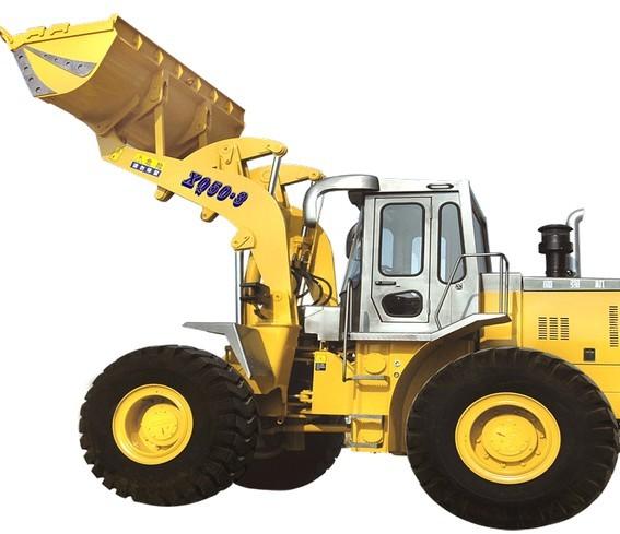 厦强XQ50-3豪华型轮式装载机