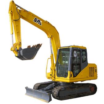 上力重工W218/W260/W285挖掘机图片
