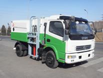 亚洁BQJ5080ZZZE自装卸挤压式垃圾车