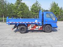 亚洁BQJ5050ZLJQ自卸式垃圾车