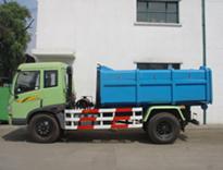 亚洁BQJ5100ZXXC车厢可卸式垃圾车