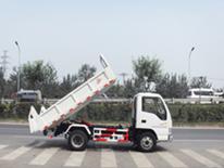 亚洁BQJ5050ZLJ自卸式垃圾车