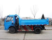 亚洁BQJ5080ZLJE自卸式垃圾车