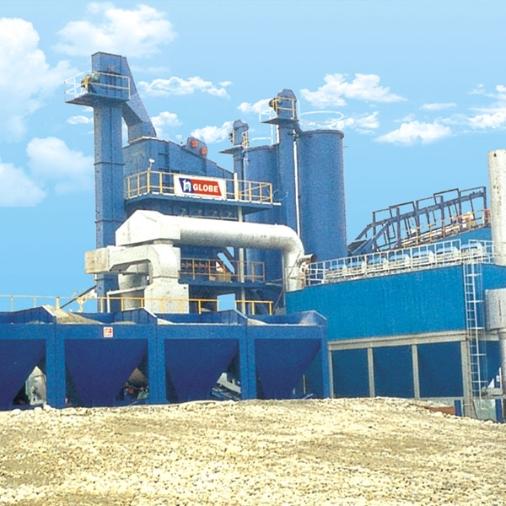 无锡环球QLB-3000/3000C沥青混合料搅拌设备图片