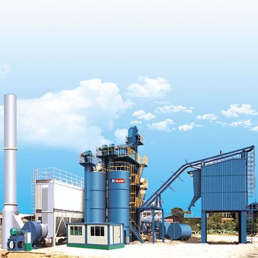无锡环球QLB-1500沥青混合料搅拌设备
