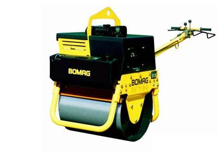 宝马格BW 55 E单钢轮压路机图片