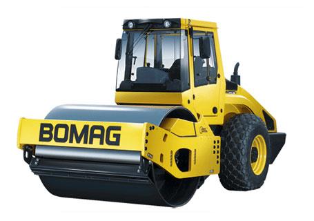 宝马格4系列(10吨-15吨)单钢轮压路机图片