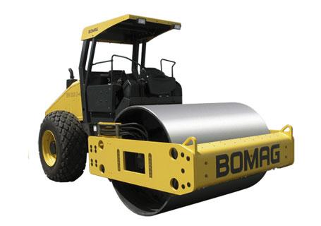 宝马格40系列(10吨-15吨)单钢轮压路机图片