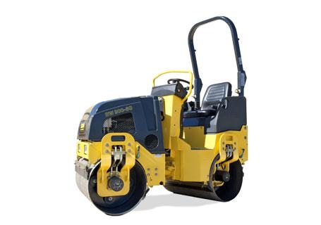 宝马格BW 900-50双钢轮压路机