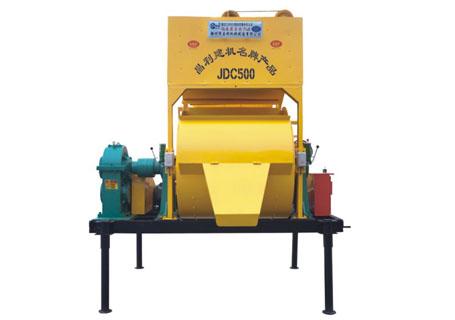 朝阳建工JDC500混凝土搅拌机图片