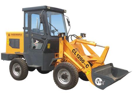 朝阳建工CL600/800/1200型轮式装载机图片