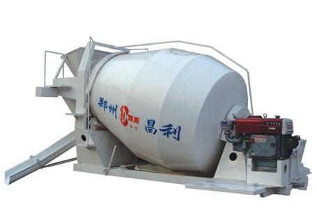 朝阳建工JCD-3-6型混凝土搅拌运输车图片