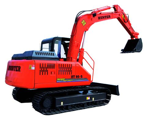 恒特HT80-9挖掘机
