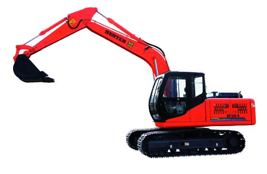 恒特HT120-9挖掘机