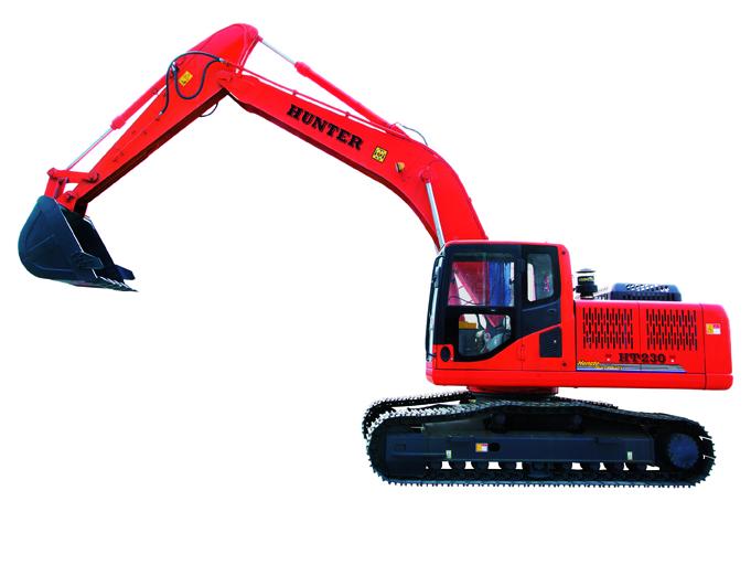 恒特HT230挖掘机