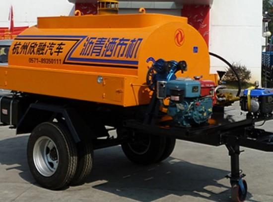 欣融TS-2000拖式沥青洒布车