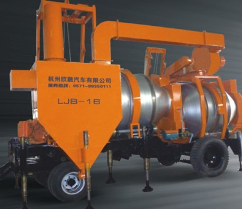 欣融LJB-16沥青混合料搅拌机