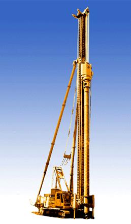 首钢泰晟ST系列多功能双回转套管钻机