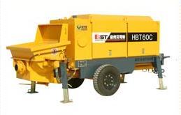 贝司特HBT60C拖泵图片