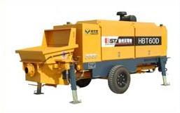 贝司特HBT90拖式混凝土泵