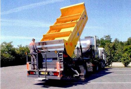 赛格玛40通用型同步碎石封层机