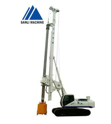 三力机械SLR138旋挖钻机