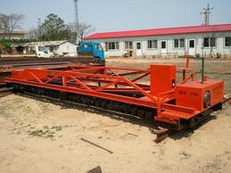 海天路矿6mB型水泥摊铺机