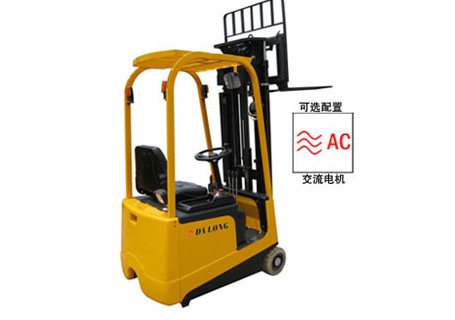 梅狮CPD10SA迷你型电动叉车图片