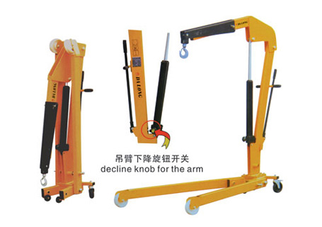 梅狮SC欧式重型单臂吊