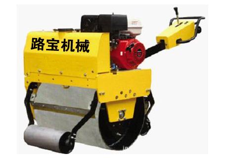 路宝LB-15W单轮小型压路机