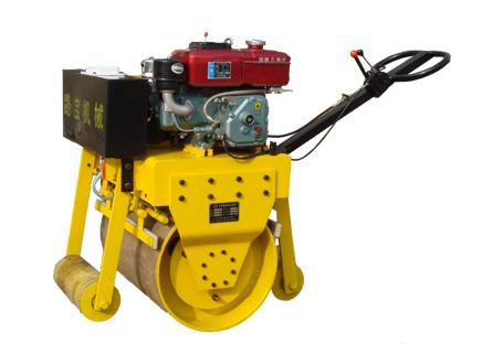 路宝LB-15C单轮小型压路机