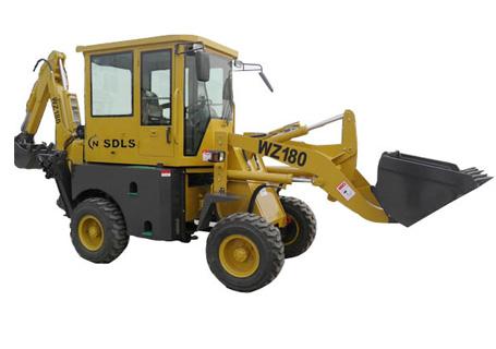 力士WZ180挖掘装载机