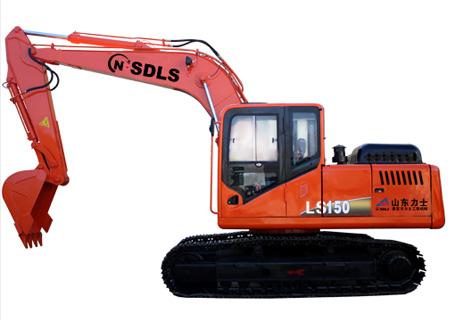 力士LS150挖掘机