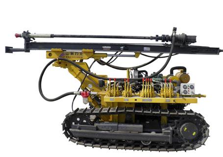 力士CTQ-D100钻机图片