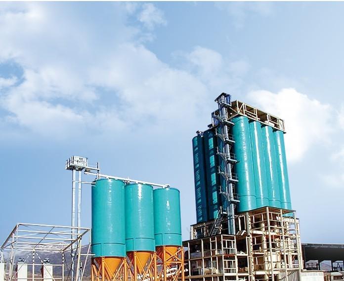 新型GSW干混砂浆生产线图片