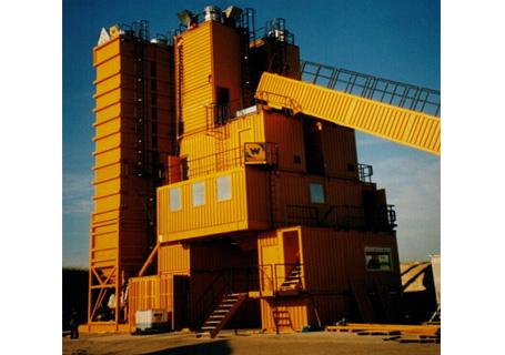 林泰阁CC3000D标准集装箱式水泥混凝土搅拌站图片
