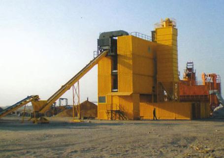 林泰阁CSD2500标准集装箱式沥青搅拌站图片