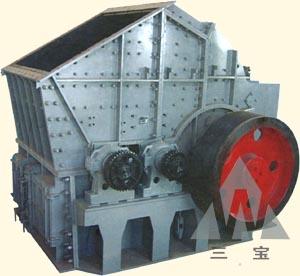 明山路桥PCF单段锤式破碎机