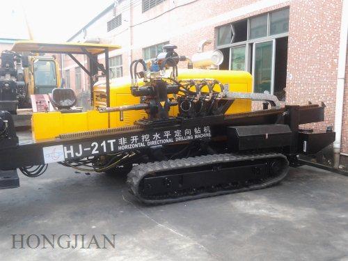 宏建机械HJ-21T非开挖水平定向钻机