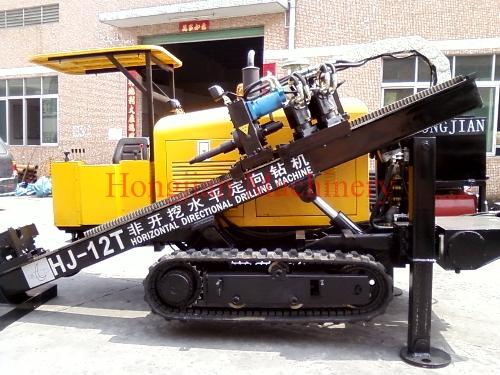 宏建机械HJ-12T水平定向钻