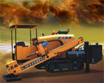 宏建机械HJ-10T非开挖水平定向钻