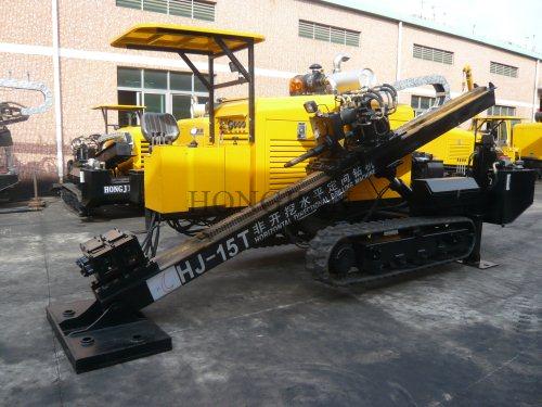 宏建机械HJ-15T非开挖水平定向钻